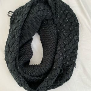 Target limited edition knit infinity scarf